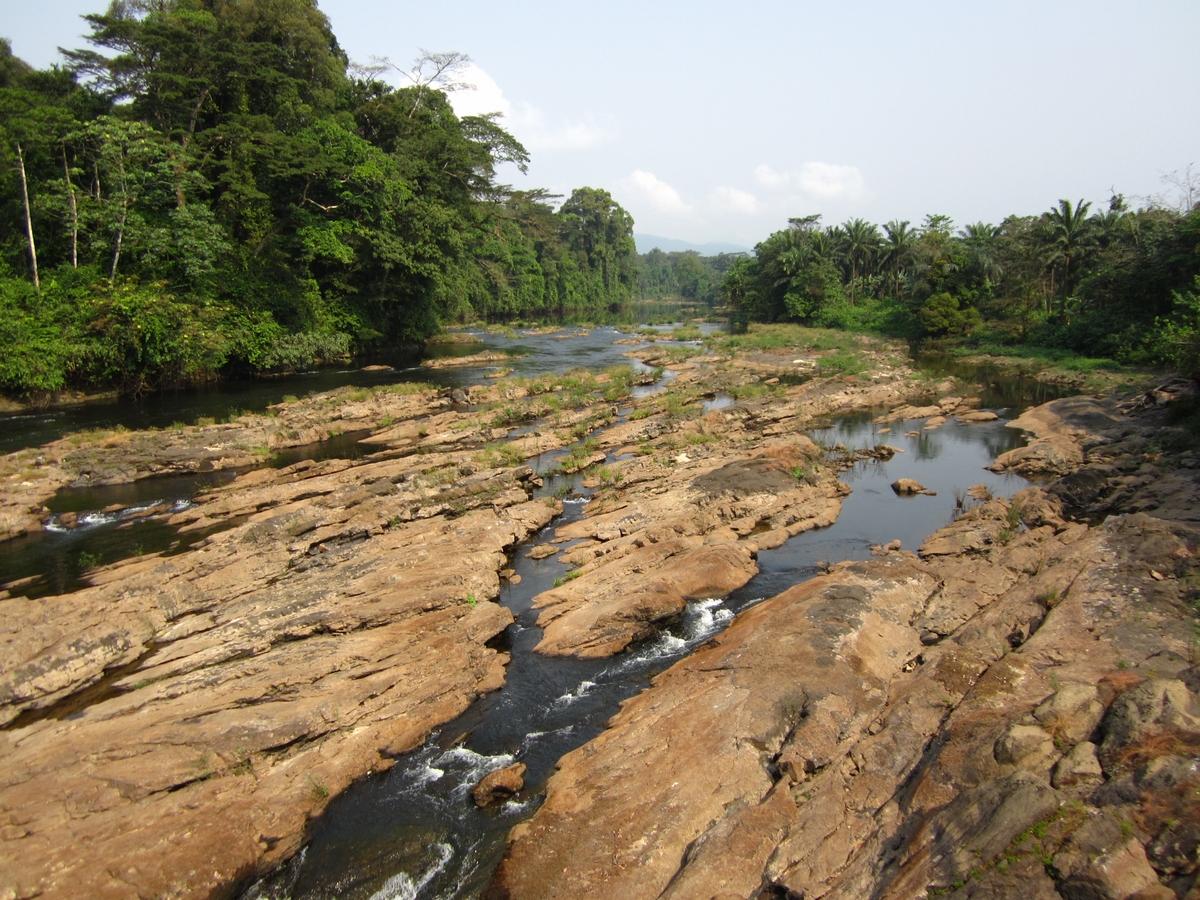 Ndian River