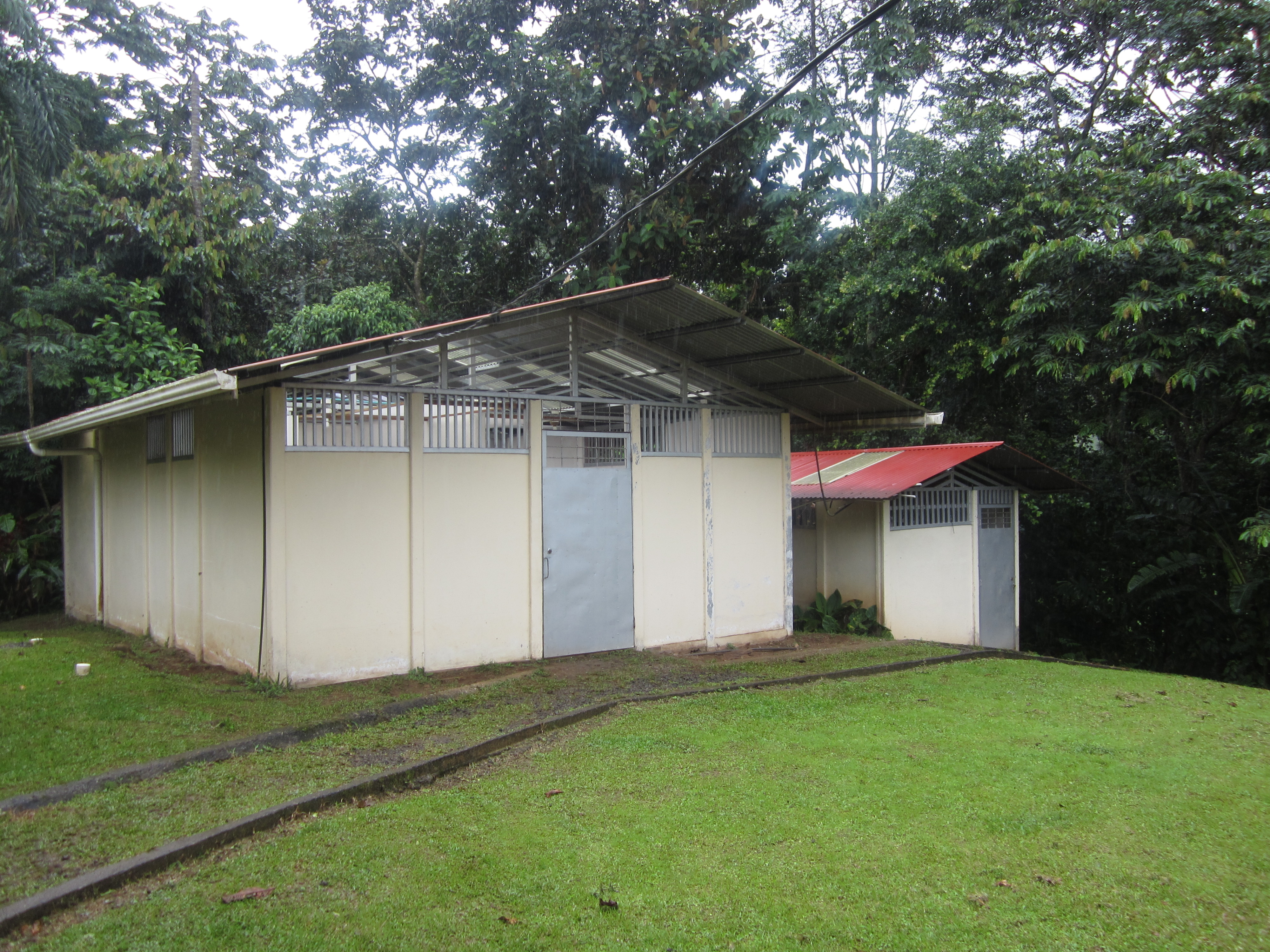 The Costa Rican Amphibian Research Center