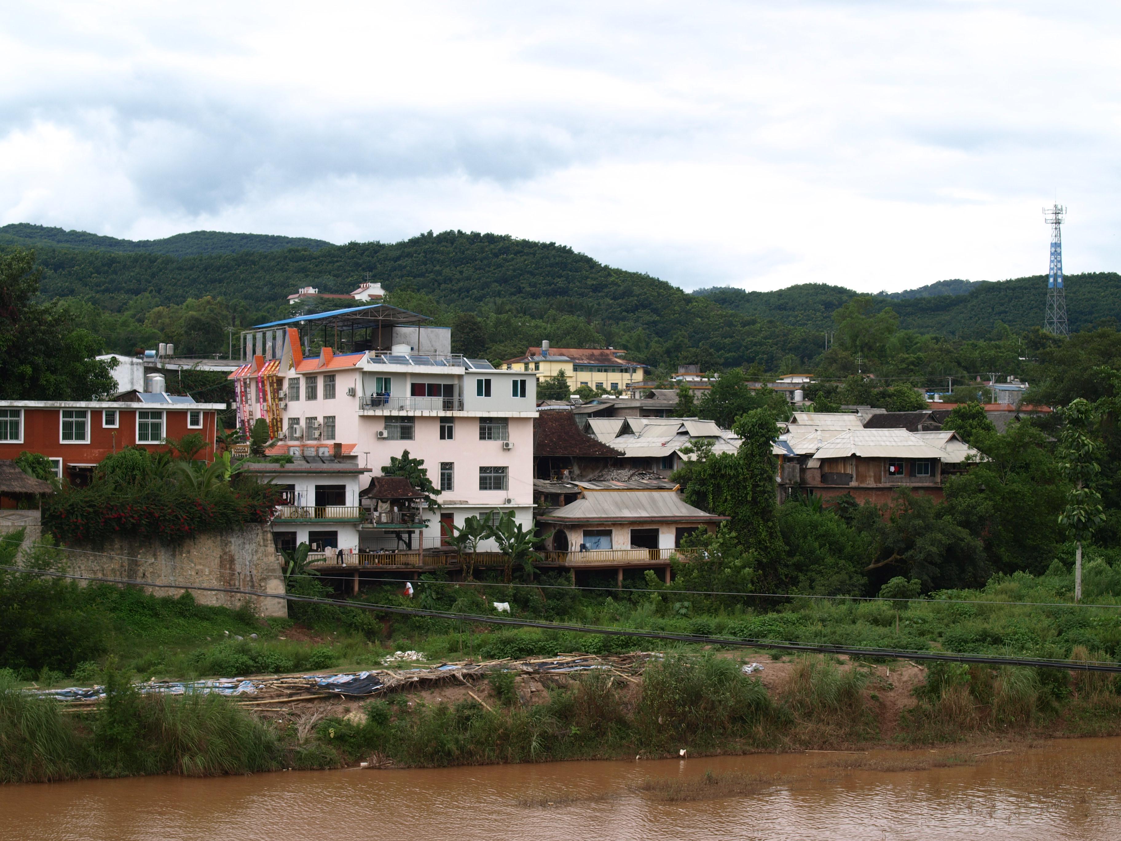 Menglun, China