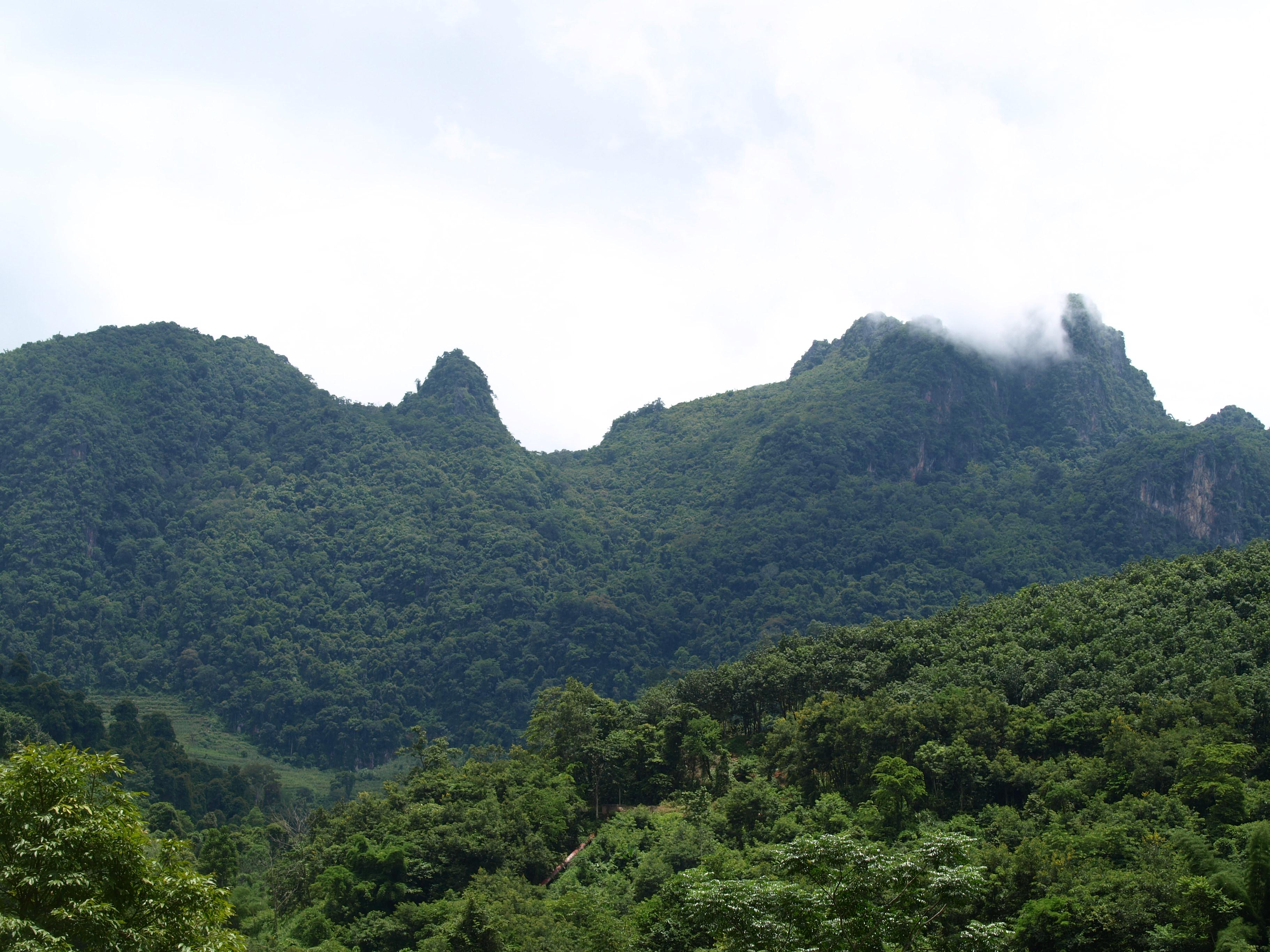 Near Menglun